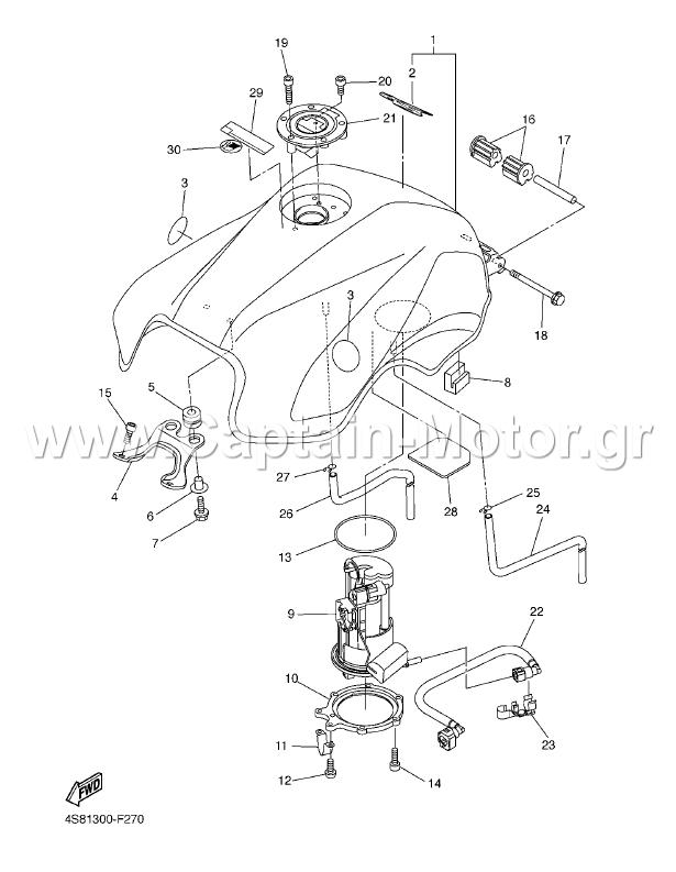 04 Yamaha R6 Wiring Diagram