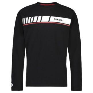 Ανδρικό μακρυμάνικο μπλουζάκι REVS Μαύρο