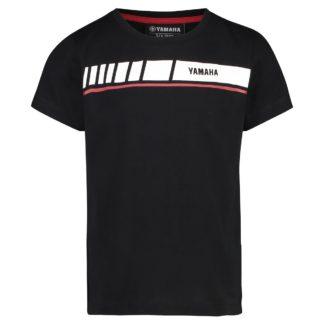 Παιδικό κοντομάνικο μπλουζάκι REVS, Μαύρο