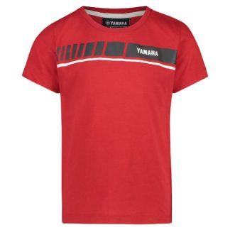 Παιδικό κοντομάνικο μπλουζάκι REVS, Κόκκινο